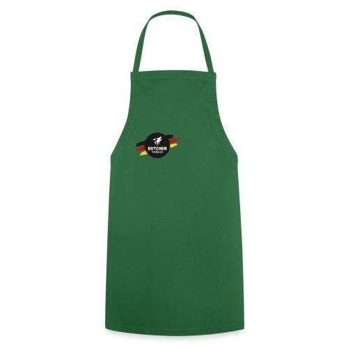 BUTCHER WOLFPACK Logo - Kochschürze