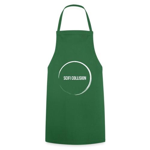 White Logo - Cooking Apron