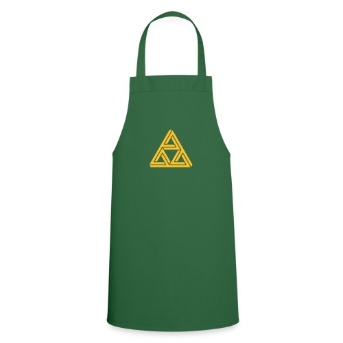 impossible triangle Dreieck Geek Geometrie Hipster - Cooking Apron