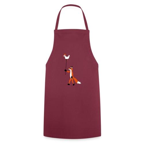 Fuchs und Henne - Kochschürze