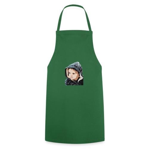 lolo capuche dessin - Tablier de cuisine