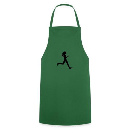 Running women - Fartuch kuchenny