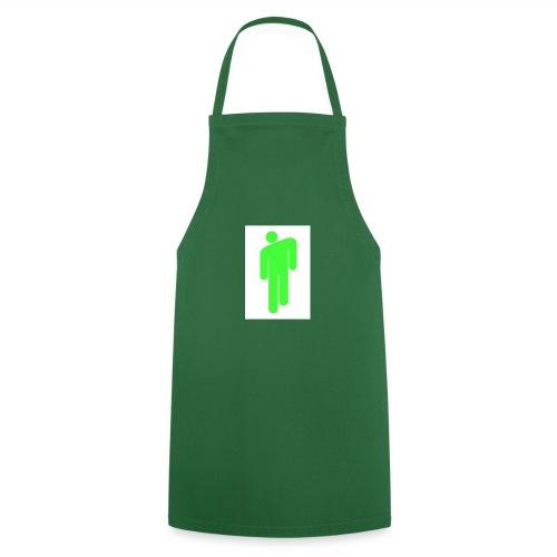 billie eilish merch - Fartuch kuchenny