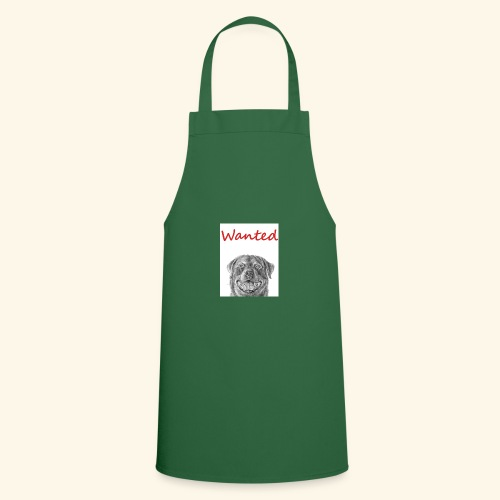 WANTED Rottweiler - Cooking Apron