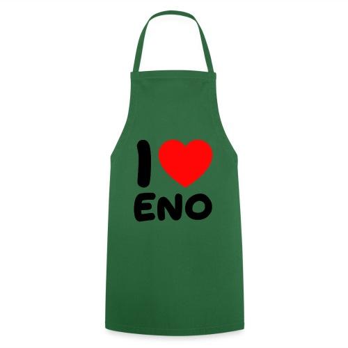 I love Eno / musta - Esiliina