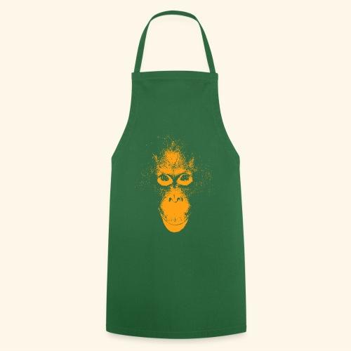 Orang-Utan Gesicht orange - Kochschürze
