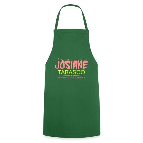josiane tabasco - Tablier de cuisine