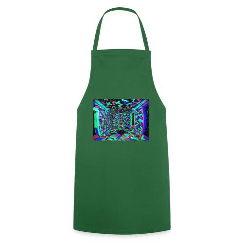 Cosmic Wood - Tablier de cuisine