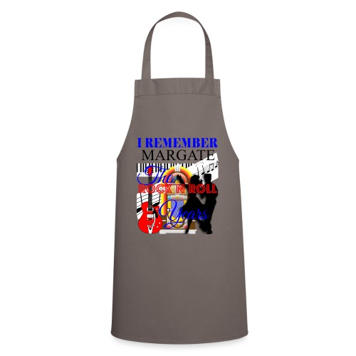 REMEMBER MARGATE - THE ROCK ROLL YEARS 1950's - Cooking Apron