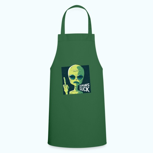 Humans Suck Limited Edition - Cooking Apron