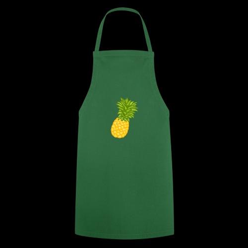 Ananas - Zeichnung - Kochschürze