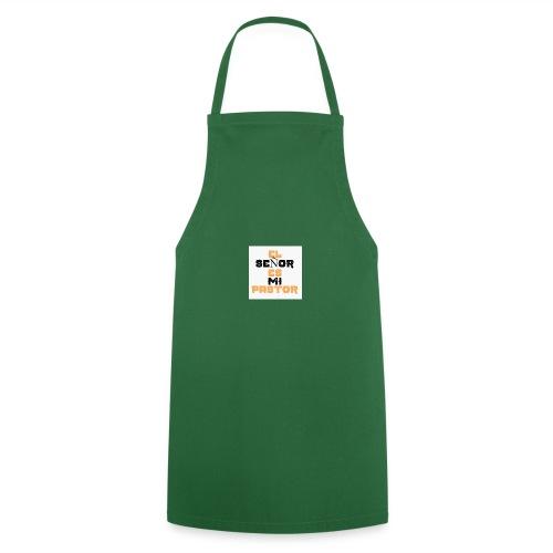 El señor es mi pastor - Delantal de cocina