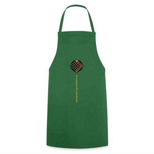 Tian Green mode Logo 2012 - Kochschürze