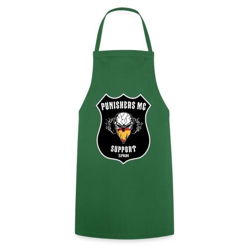 punishers support - Delantal de cocina