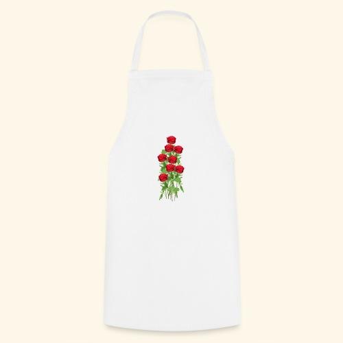 rote rosen - Kochschürze