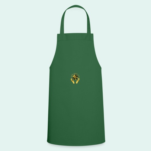 100% HAND-CUT - Cooking Apron