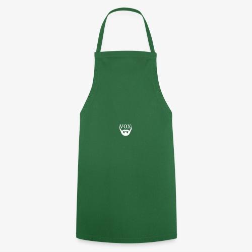 Logo Vox Bianco - Grembiule da cucina
