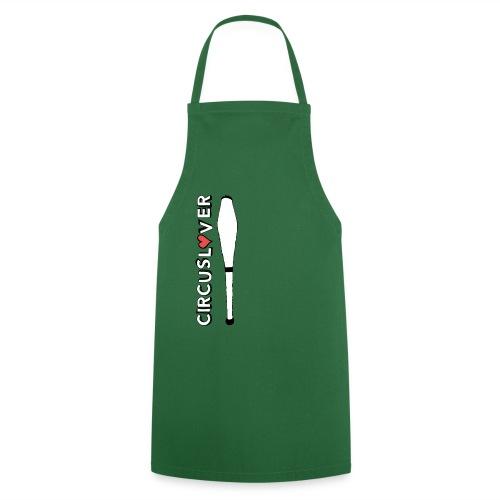 CIRCUSLOVER -JUGGLING CLUBS - CIRCUS JUGGLER - Grembiule da cucina