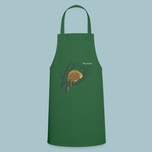 Rollin' Wild - Leopard on tree - Cooking Apron