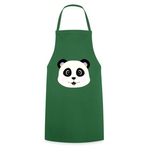 panda rainbow - Delantal de cocina