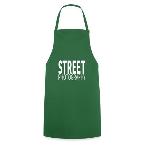Street Photography T Shirt - Grembiule da cucina