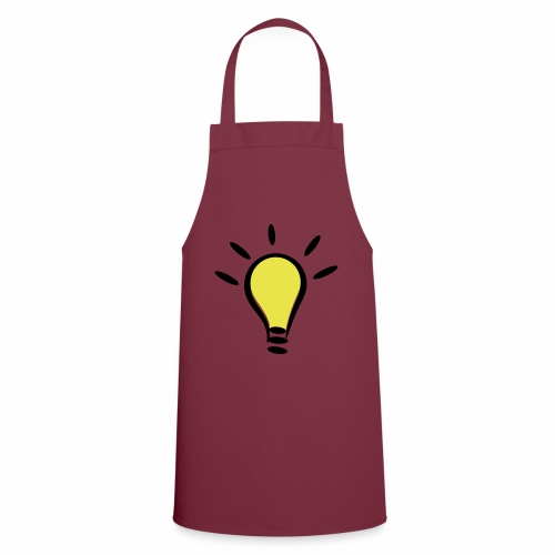 Glühbirnen Kollektion - Kochschürze