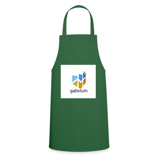 gabxtuin - Keukenschort