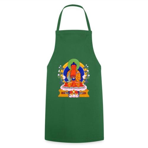 Budda Amitabha - Fartuch kuchenny