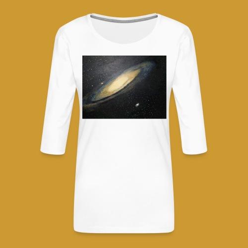 Andromeda - Mark Noble Art - Women's Premium 3/4-Sleeve T-Shirt