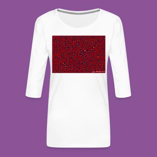 Nervenleiden 35 - Frauen Premium 3/4-Arm Shirt