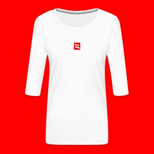 pd 90 - Dame Premium shirt med 3/4-ærmer