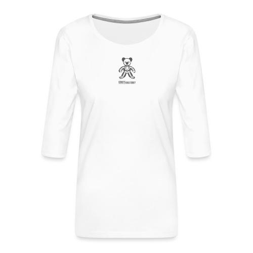 Koko Anatomie - Frauen Premium 3/4-Arm Shirt