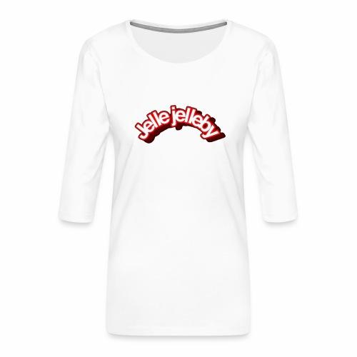 JELLE JELLEBY MERCH🔥 - T-shirt Premium manches 3/4 Femme