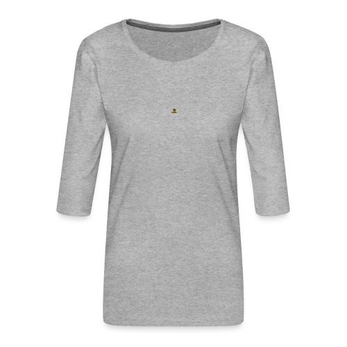 Abc merch - Women's Premium 3/4-Sleeve T-Shirt