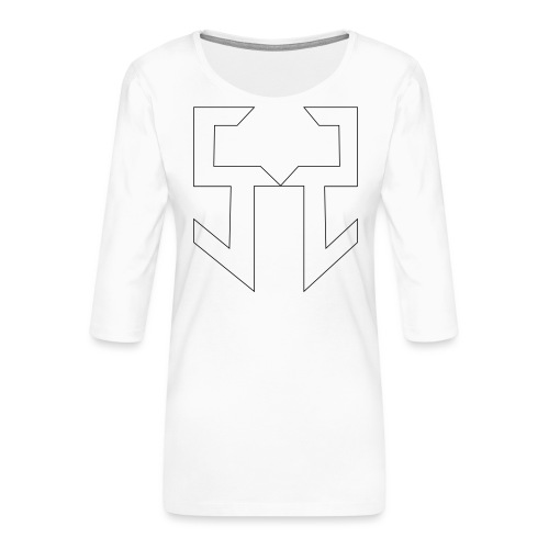 stranger113 - T-shirt Premium manches 3/4 Femme
