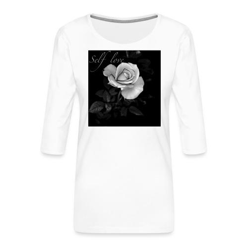 fullsizeoutput 232 - Premium-T-shirt med 3/4-ärm dam