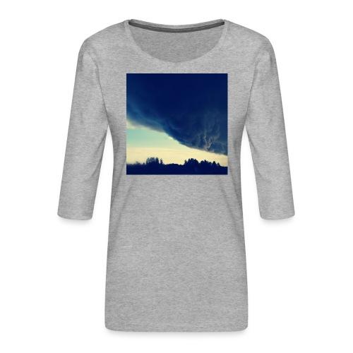 Be The Storm - Naisten premium 3/4-hihainen paita