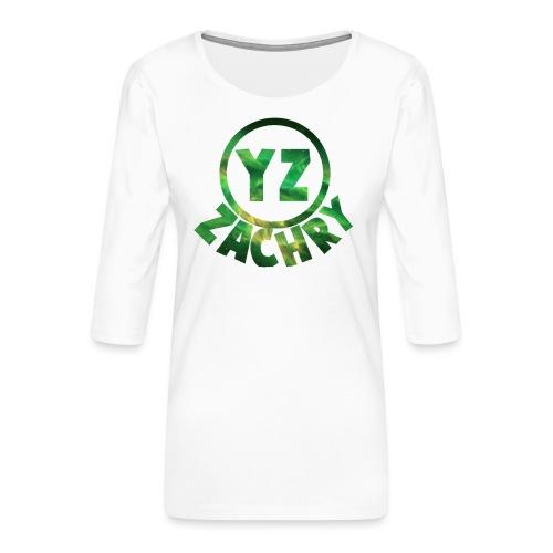 Ifoon 6/6s YZ-hoesje - Vrouwen premium shirt 3/4-mouw