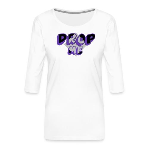 1494527589231 - Vrouwen premium shirt 3/4-mouw