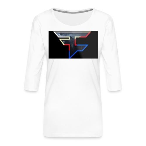 FAZEDREAM - Women's Premium 3/4-Sleeve T-Shirt