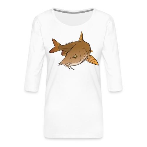 Red River: Barbel - Women's Premium 3/4-Sleeve T-Shirt