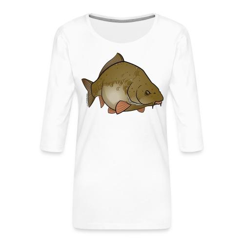 Red River: Carp - Women's Premium 3/4-Sleeve T-Shirt