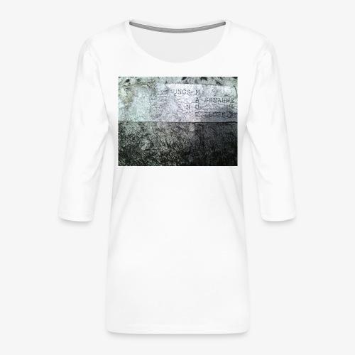M A U T - Frauen Premium 3/4-Arm Shirt