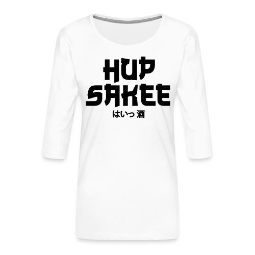 Hup Sakee - Vrouwen premium shirt 3/4-mouw