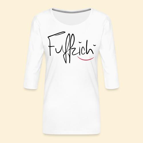 fünfzig - Frauen Premium 3/4-Arm Shirt