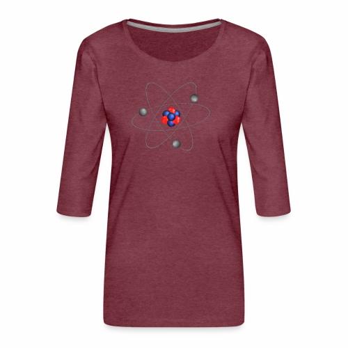 Bigbang Theorie - Frauen Premium 3/4-Arm Shirt