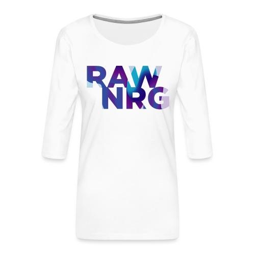 Artboard 1 copy 7 4x - Women's Premium 3/4-Sleeve T-Shirt