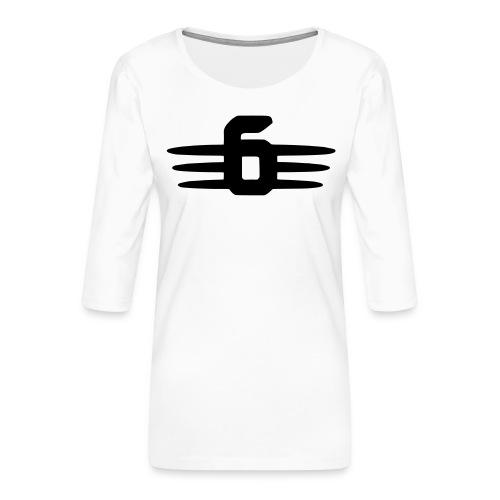 6 INLINE K1600GT K1600GTL K1600B K1600BA - Frauen Premium 3/4-Arm Shirt