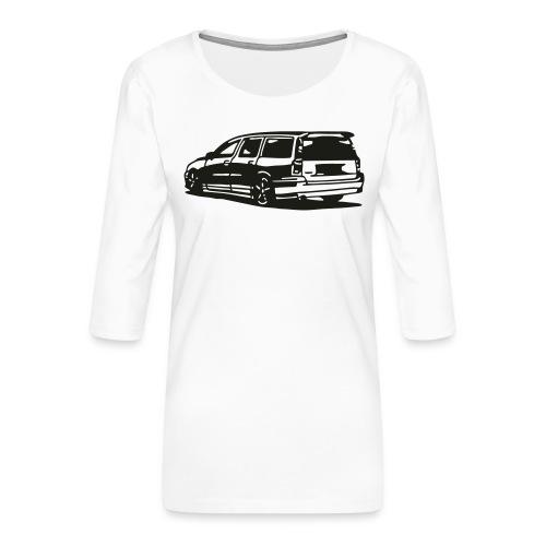 volvo_v70iis - Frauen Premium 3/4-Arm Shirt