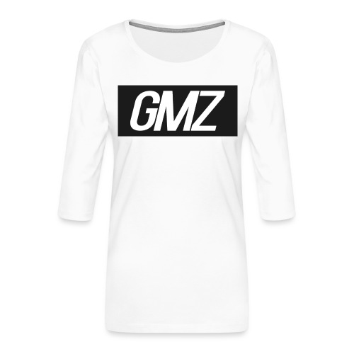 Untitled 3 - Women's Premium 3/4-Sleeve T-Shirt